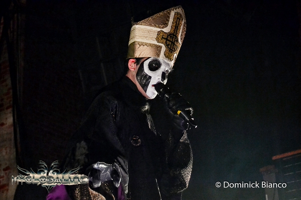Ghost live at The Paramount_2