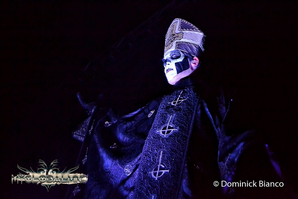 Ghost live at The Paramount_3