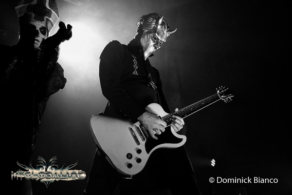 Ghost live at The Paramount_6