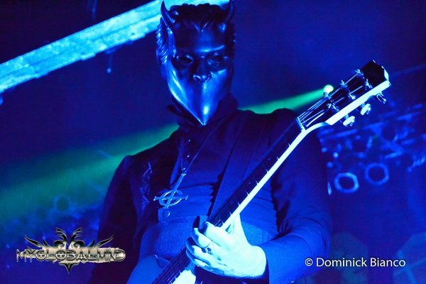 Ghost live at The Paramount_7
