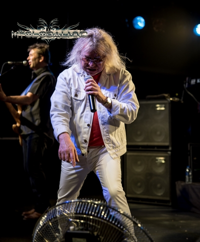 Magnum-12 Magnum and Vega live at Rock City, Nottingham, UK on May 17th, 2016