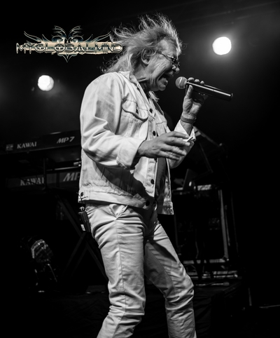 Magnum-16 Magnum and Vega live at Rock City, Nottingham, UK on May 17th, 2016