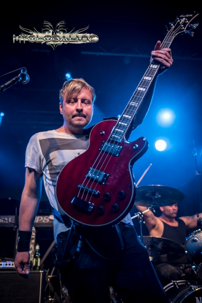Vega-7 Magnum and Vega live at Rock City, Nottingham, UK on May 17th, 2016