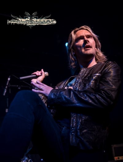 Vega-8 Magnum and Vega live at Rock City, Nottingham, UK on May 17th, 2016