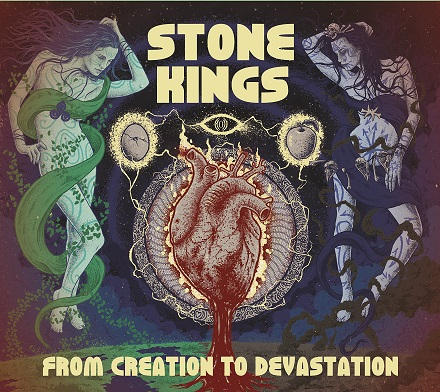 Stone Kings - Front Cover