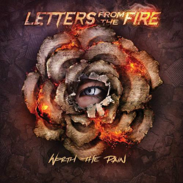 Letters from the firealnbum Article Framed