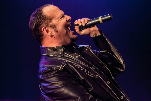 Tim-Ripper-Owens Article Framed