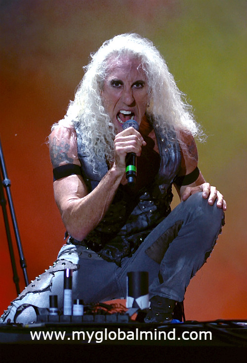 Twisted Sister at Bloodstock Open Air 2017