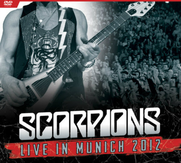 scorpionsmunich2012cover-Article-Framed SCORPIONS LIVE IN MUNICH 2012 - DVD