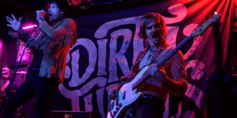 Dirty Thrills, live at Big Red, London, November 3rd 2016