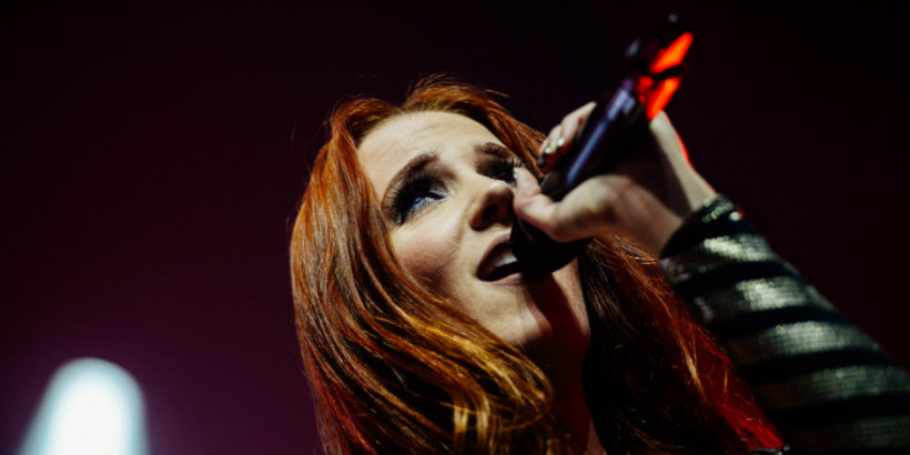 Epica Live at Webster Hall, New York, NY, on December 2nd, 2016