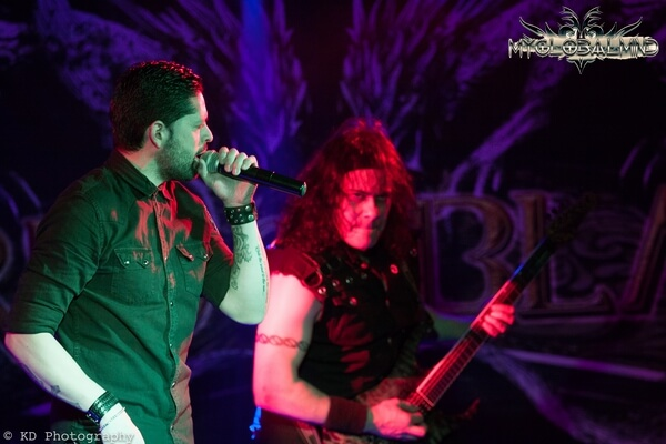 LOB-2-of-48 Interview with Lords of Black (Ronnie Romero (Vocals) and Tony Hernando (Guitars)