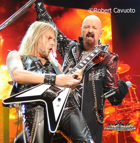 Priest_3 Rock Vault – – Rob Halford of Judas Priest - For Epitaph we went out there and played our hearts outs!