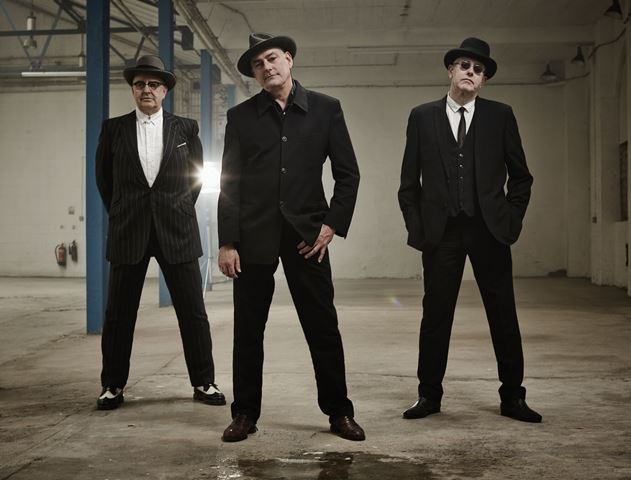 Ruts THE DAMNED TO PLAY CAMDEN ROCKS FESTIVAL, JUNE 3rd 2017