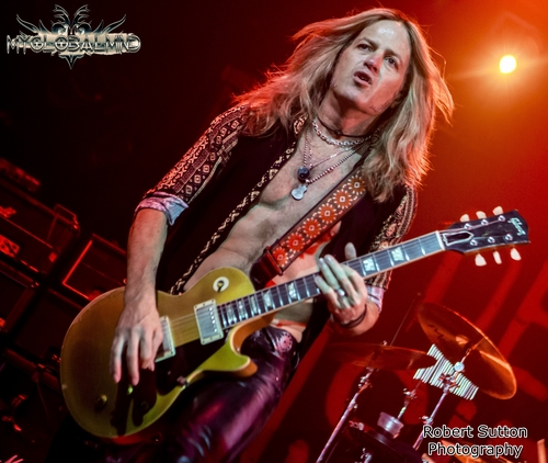The-Dead-Daisies_6 Doug Aldrich of Revolution Saints Discusses the Making of Band's Sophomore CD; Light in the Dark!
