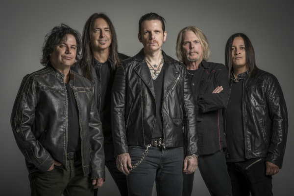 BlackStarRiders2016c Black Star Riders - Heavy Fire Review