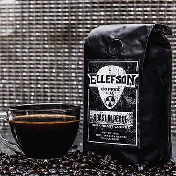 coffee1 David Ellefson of Megadeth – Opening Coffee Shop is Synonymous with the Creative Musician Lifestyle!