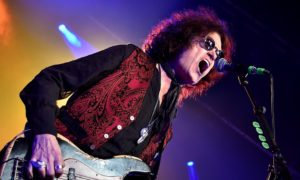 """Remember no drink or any pill is going to make me feel any better if I'm going through grief."" Glenn Hughes on recording BCCIV"