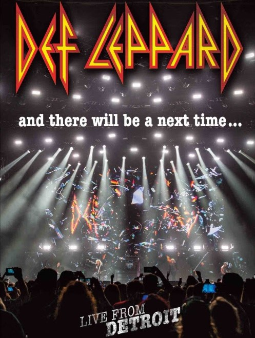 def_leppard_js_111116 Def Leppard - And There Will Be A Next Time – Live From Detroit review