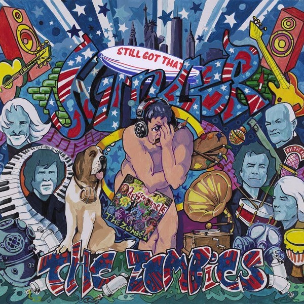 zombies-still-got-that-hunger-album-small Interview with Rod Argent  - The Zombies, Argent