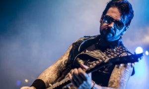 Ricky Warwick of Black Star Riders – We Want to Make Believers of all the People at the End of the Night!