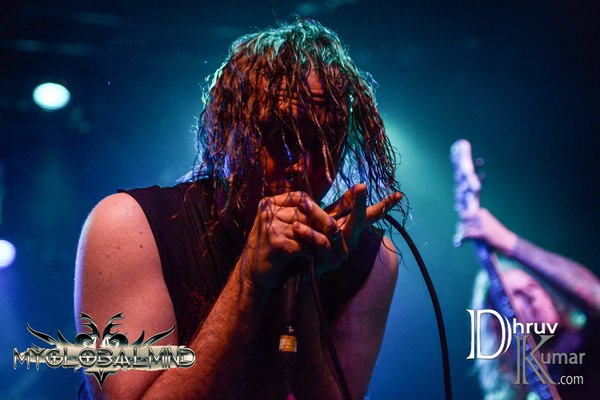 Cattle-Decapitation-3 Metal Blade's 35th Anniversary Tour w/ Whitechapel at Irving Plaza in New York, New York on February 25th, 2017