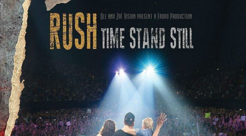 Rush Time Stand Still Blu Ray Dvd Review Your Online