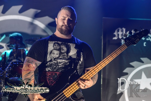 Whitechapel-2 Metal Blade's 35th Anniversary Tour w/ Whitechapel at Irving Plaza in New York, New York on February 25th, 2017