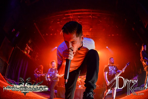 Whitechapel-7 Metal Blade's 35th Anniversary Tour w/ Whitechapel at Irving Plaza in New York, New York on February 25th, 2017