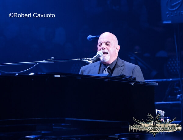 Bill-Joel_1 New York City's Only Piano Man, Billy Joel, Performs at Madison Square Garden, April 14th, 2017