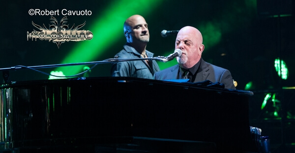 Bill-Joel_2 New York City's Only Piano Man, Billy Joel, Performs at Madison Square Garden, April 14th, 2017