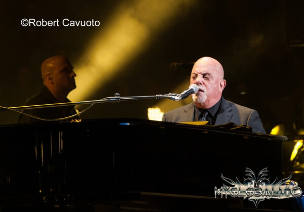 Bill-Joel_3 New York City's Only Piano Man, Billy Joel, Performs at Madison Square Garden, April 14th, 2017