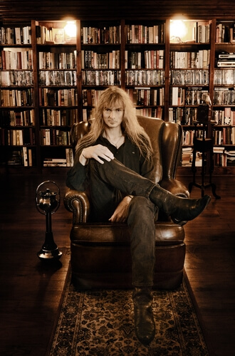 arjen-credit-lori-linstruth-01 Arjen Lucassen - Mastermind of the Rock Opera Ayreon - Do What's Really In Your Heart Because That's What You're Best At