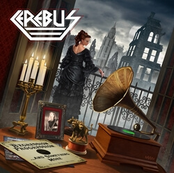 Cerebus_Regression-Progression-1400x1400 Interview with bassist Eric Burgess from Metal band CEREBUS