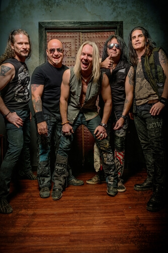 Warrant_1_by_Stephen_Jensen Erik Turner of Warrant – New CD; Louder Harder Faster Pays Tribute to Band's Influences