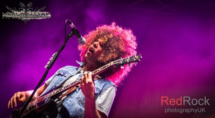 Wolfmother-5 Wolfmother Support – Dream Rimmy Metro City, Perth Australia 27 April 2017