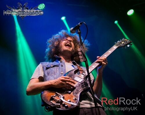 Wolfmother-6 Wolfmother Support – Dream Rimmy Metro City, Perth Australia 27 April 2017
