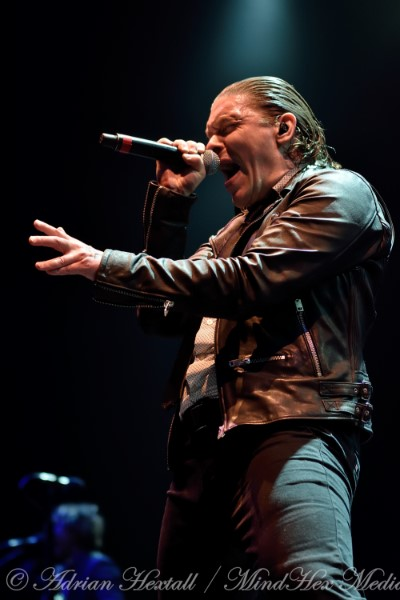 Shinedown_367 Endorsed by Iron Maiden. Live review and interview with Shinedown vocalist Brent Smith