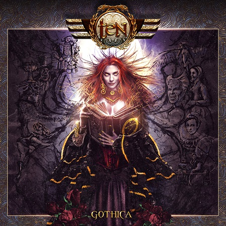 Gothica-Album-Cover-1 TEN - Gothica Review