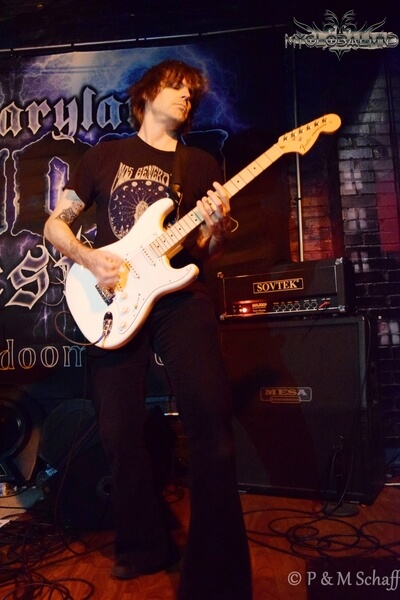 LB7 Interview with Lightning Born at Maryland Doom Fest 2017