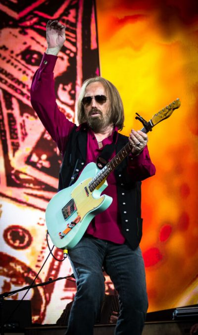 Tom-Petty-and-the-Heartbreakers-7-e1500844906645 British Summer Time, Tom Petty, Stevie Nicks, Hyde Park, London, July 9 2017