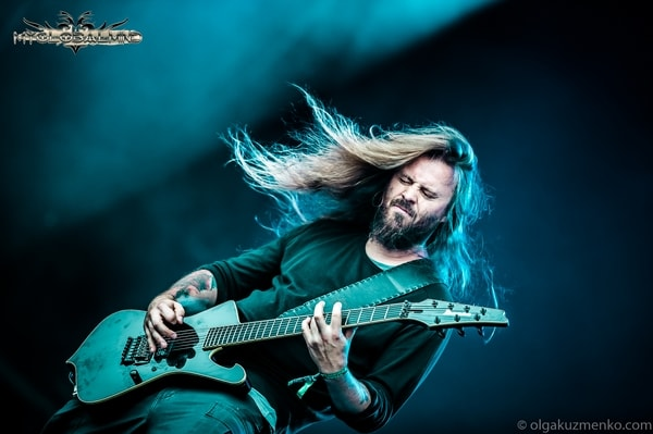 """Decapitated_4 Interview with Waclaw """"Vogg"""" Kieltyka  (Guitars) of Decapitated at Bloodstock on 11th of August, 2017"""