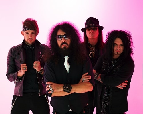 EYOO6PM-min Frankie Banali of Quiet Riot - James Durbin Took the Songs on Road Rage to Another Level!