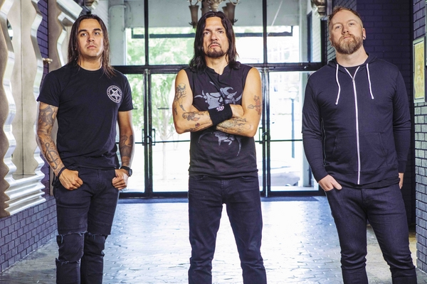 PRONG-BAND-3 Tommy Victor of Prong – We Pushed the Level of Intensity on New CD, Zero Days!