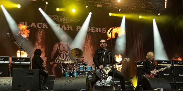 SAT-BSR_001 Takin' it to the Extreme....Ramblin' Man Fair 2017, Saturday Review