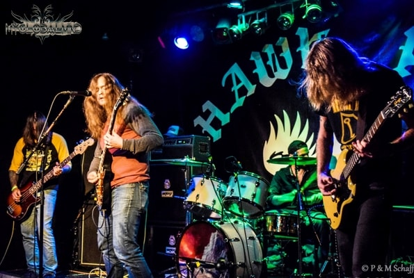 Attalla-min Attalla, Stone Priest and Spacelord Live at Mohawk Place, Buffalo NY September 3rd,2017