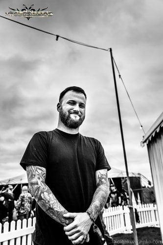 Whitechapel_Interview_4 Interview with Alex Wade (Guitars) of Whitechapel at Bloodstock on 11th of August, 2017