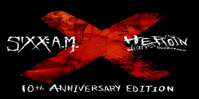 Nikki Sixx Announces 10th Anniversary Editions of The