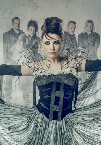Evanescence Release Video For First-Single 'Imperfection ...