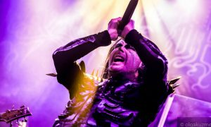 Cradle of Filth with support from Savage Messiah, The Academy, Dublin, October 31st 2017